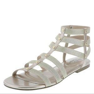 Dexflex comfort Troy Stretch Gladiator Sandals 13